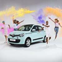 Renault Twingo The Color Run Special Edition introduced in UK