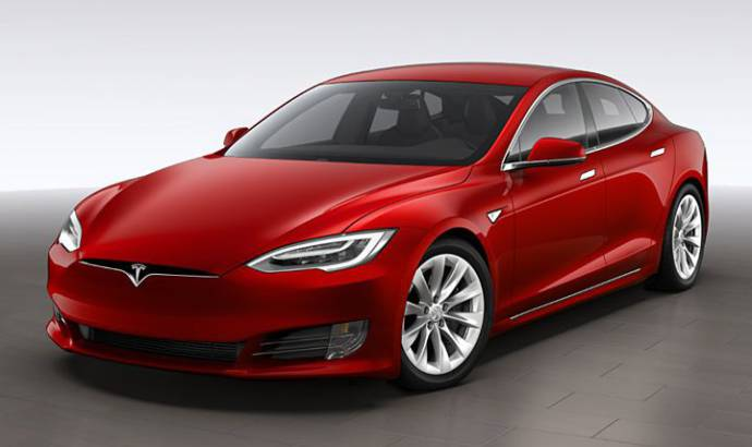Tesla Model S P90D Ludicrous has received a software upgrade