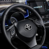 Toyota C-HR - First interior pictures