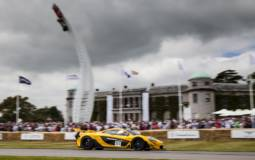 Two McLaren P1 GTR to race at Goodwood Festival of Speed