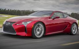 VIDEO: Lexus LC500 commercial is stunning