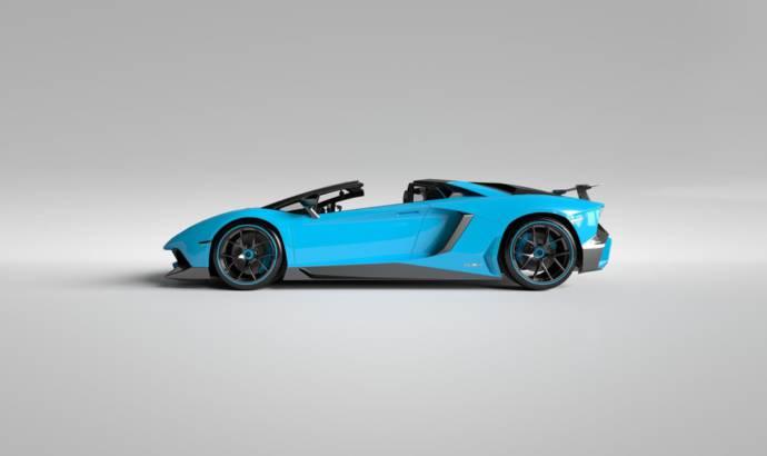 Vitesse Audessus Lamborghini Aventador Superveloce