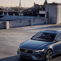 Volvo S90 and V90 with R-Design
