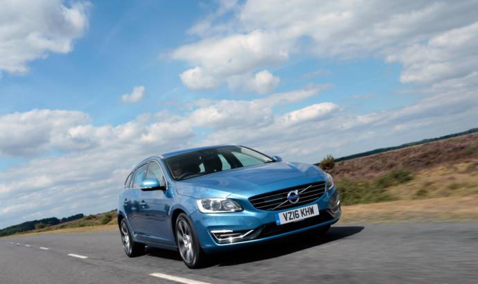 Volvo V60 Twin Engine available in the UK