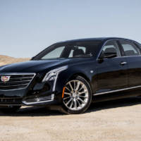 2016 Cadillac CT6 features surround-vision video recording system