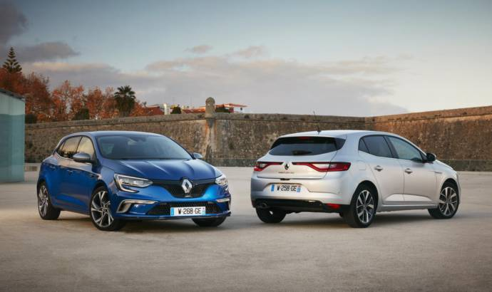 2016 Renault Megane UK pricing announced