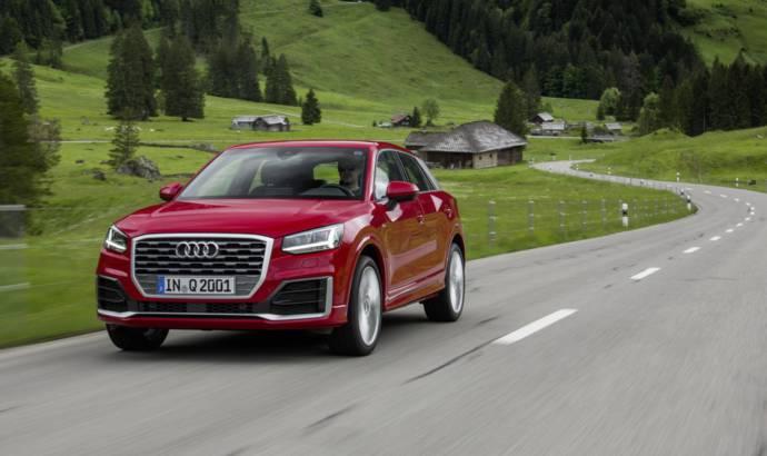 2017 Audi Q2 UK pricing announced