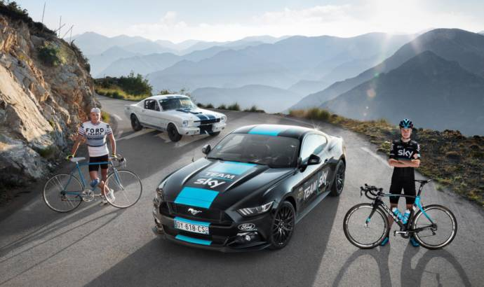 Ford aims at winning Tour de France