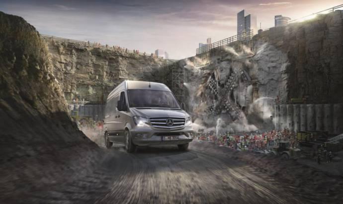 Mercedes Sprinter Premium Edition launched in UK