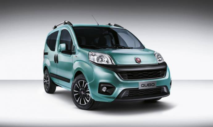 2016 Fiat Qubo available in UK