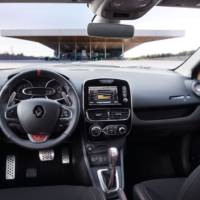 2016 Renault Clio RS facelift - Official pictures and details