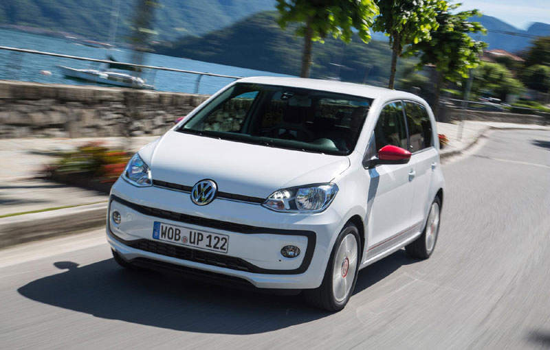2016 Volkswagen up! UK pricing announced