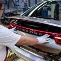 2017 Porsche Panamera to be built in Leipzig