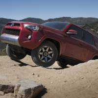 2017 Toyota 4Runner receive TRD off-road packages