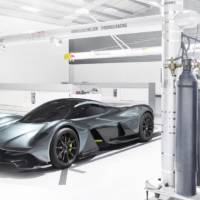 Aston Martin AM-RB 001 hypercar unveiled