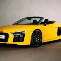Audi R8 Spyder UK pricing announced