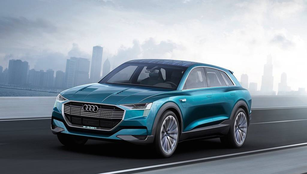 Audi wants 3 electric vehicle by 2020