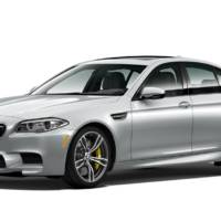 BMW M5 Pure Metal Silver Limited Edition launched in US