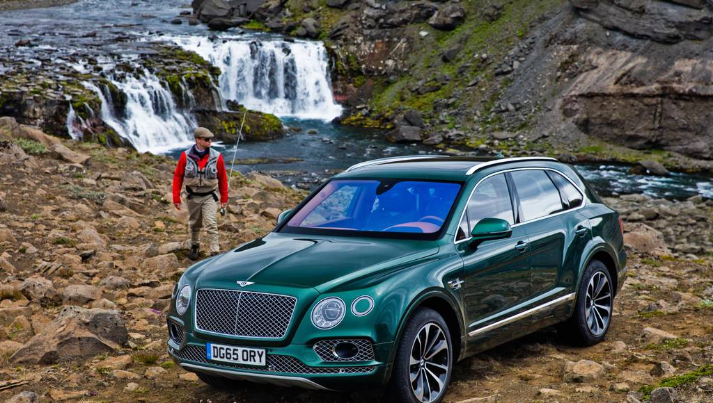 Bentley Bentayga Fly Fishing by Mulliner unveiled