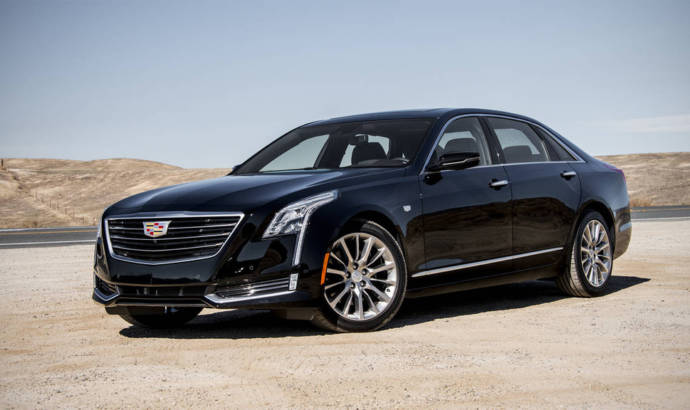 Cadillac CT6 and XT5 introduced in Europe