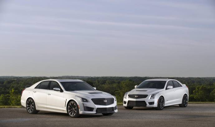 Cadillac CTS and ATS receive Carbon Black package