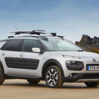 Citroen C4 Cactus Rip Curl Edition TV advert launched