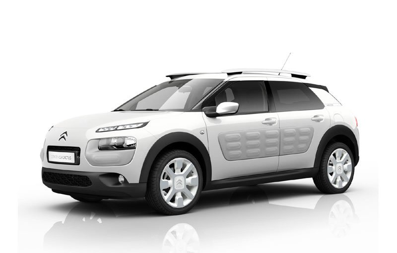 Citroen C4 Cactus W Special Edition launched in UK