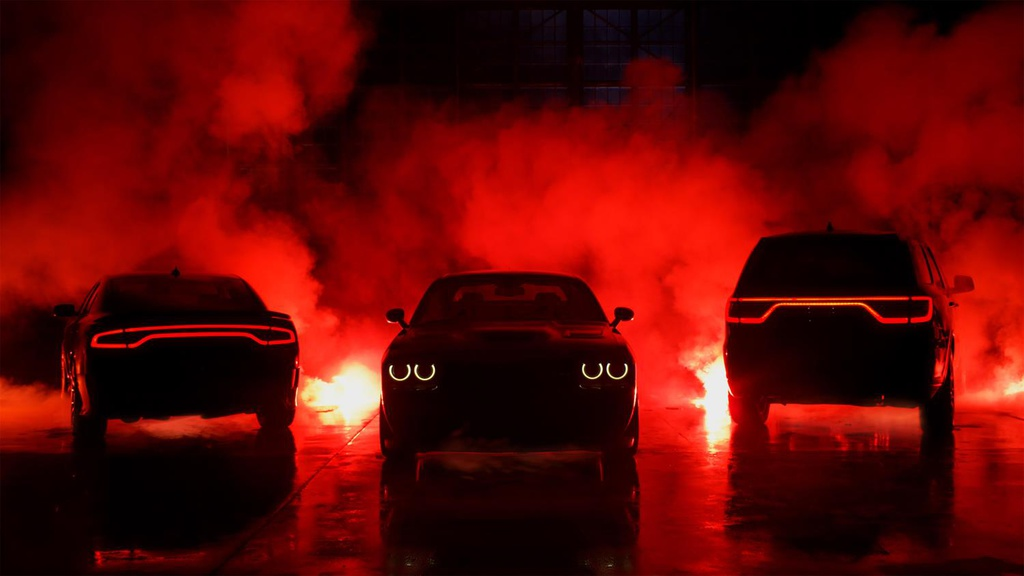 Dodge launches new Domestic. Not Domesticated campaign