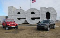 FCA is investing 1 billion USD intro Jeep plants