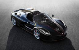 Ferrari LaFerrari Spider - Official pictures