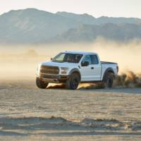 Ford F-150 Raptor driving modes detailed