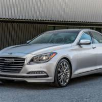 Genesis G80 safety systems detailed