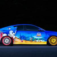 Honda introduces the Sonic Civic special edition