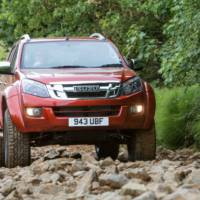 Isuzu D-MAX Artic Trucks - Official pictures and details