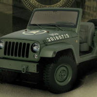 Jeep Wrangler 75th Salute concept introduced