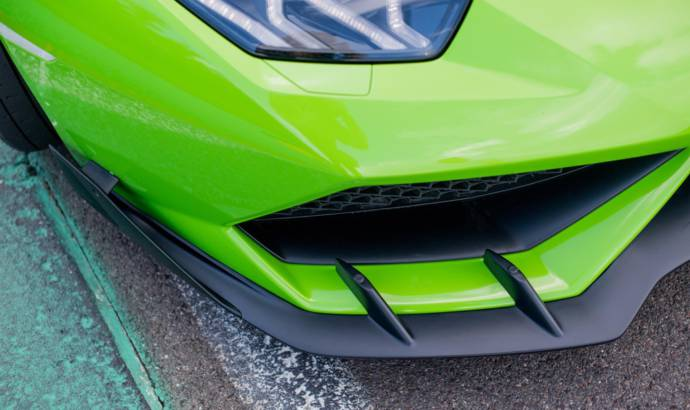 Lamborghini Huracan receive after sale packages