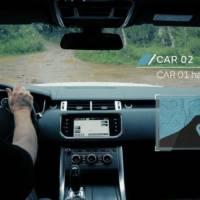 Land Rover develops autonomous cars for off-road