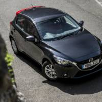 Mazda2 Red Edition to be introduced in UK
