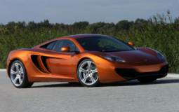 McLaren clebrated 5 years with record sales