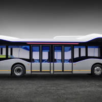 Mercedes-Benz Future Bus unveiled