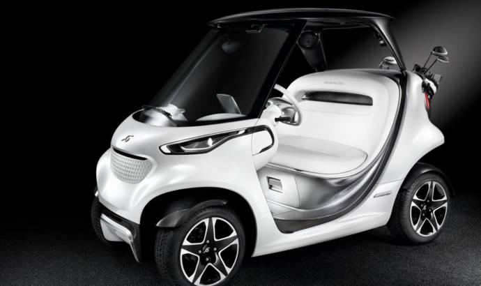 Mercedes-Benz Style Edition Garia Golf Car unveiled