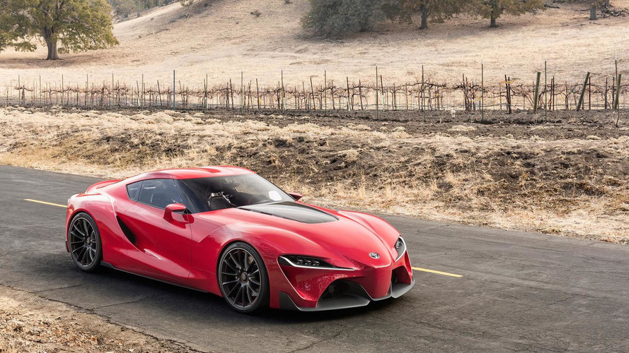 New Toyota Supra could come in 2018