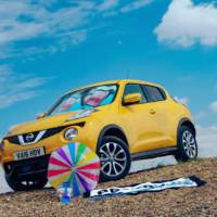 Nissan paint can protect from solar radiation
