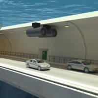 Norway will develop the first network of underwater bridges