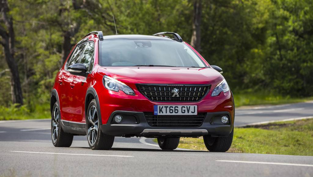 Peugeot 2008 UK prices and popular choices
