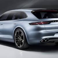 Porsche Panamera Sport Turismo will come to Paris