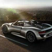 Porsche announces 918 Spyder recall