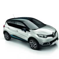 Renault Captur Iconic Nav introduced din UK