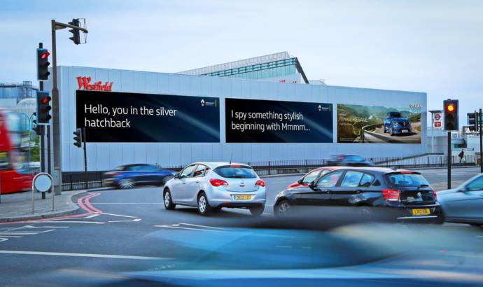 Renault launches advertising recognition system in UK