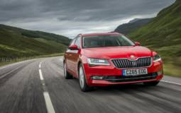 Skoda sales record numbers in UK in 2016